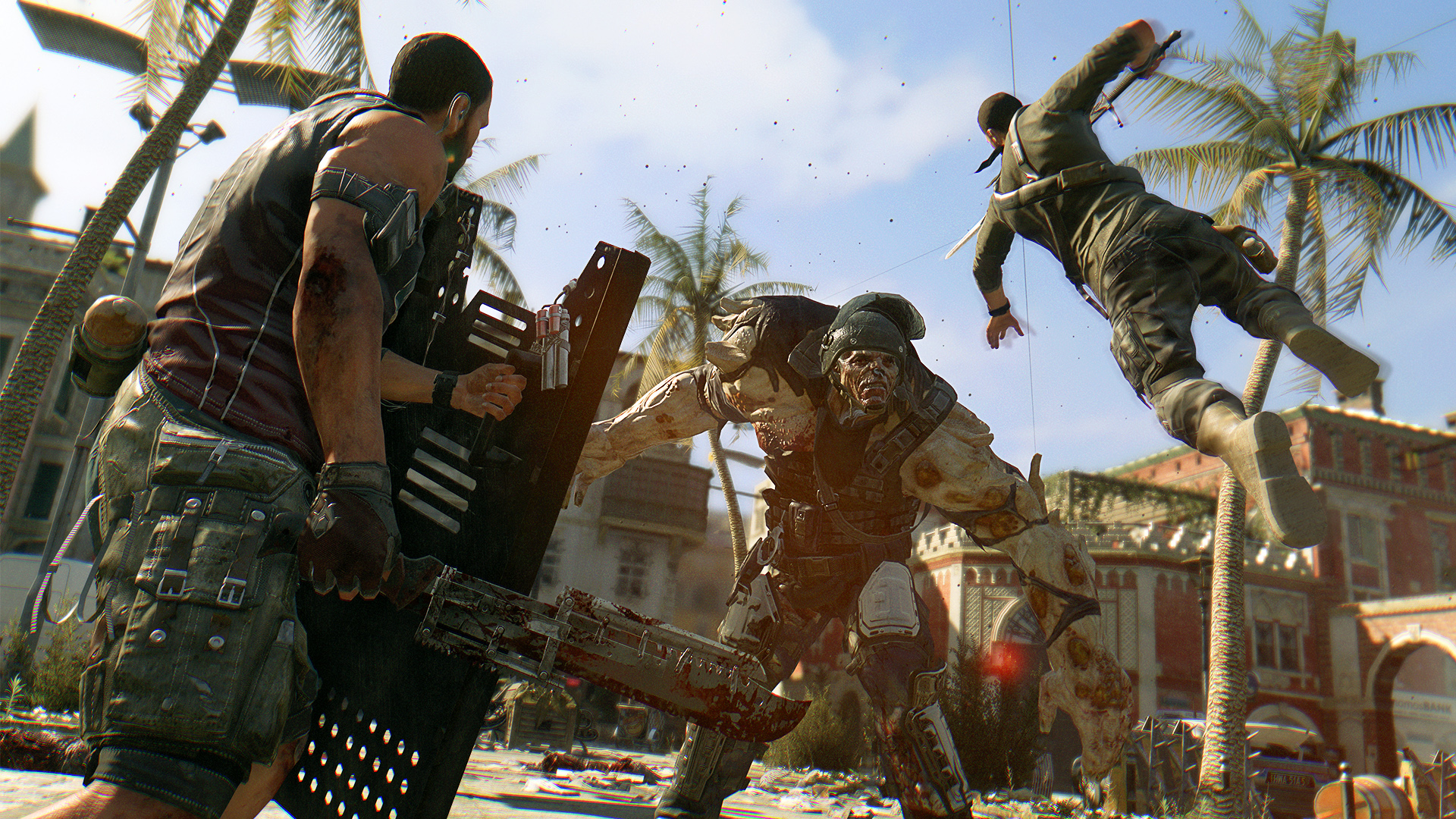 Par Gore Dying Light Review GAMING TREND