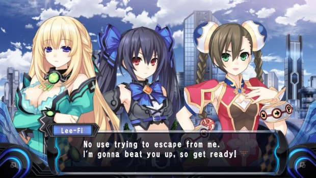 Story scenes usually play out in a visual novel style, with full English VA that is very well done.