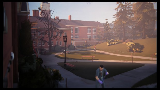 Blackwell Academy is the heart of Arcadia Bay, a private school for gifted high schoolers.