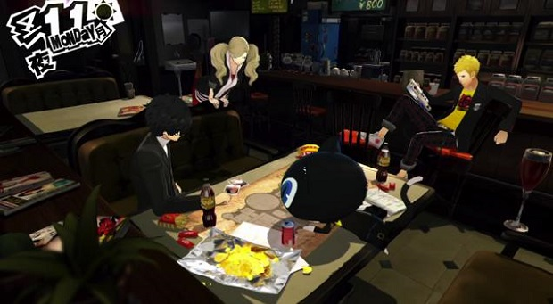 Persona 5 Already Seems to be Bringing the Series Back to its Roots