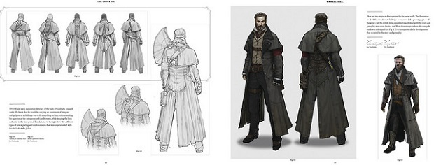 Sony Releases Leather-bound The Order: 1886 Art Book