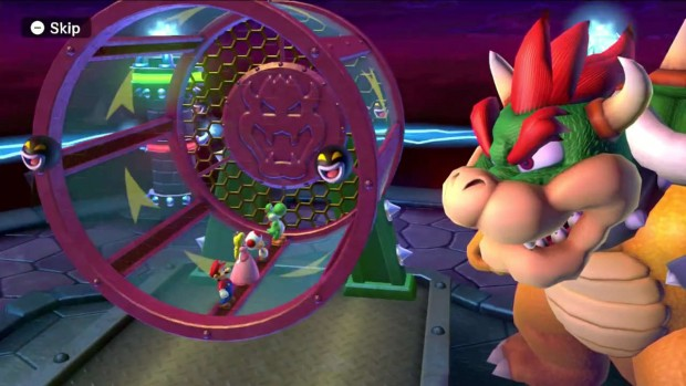 Bowser Party feels incredibly one-sided at times.