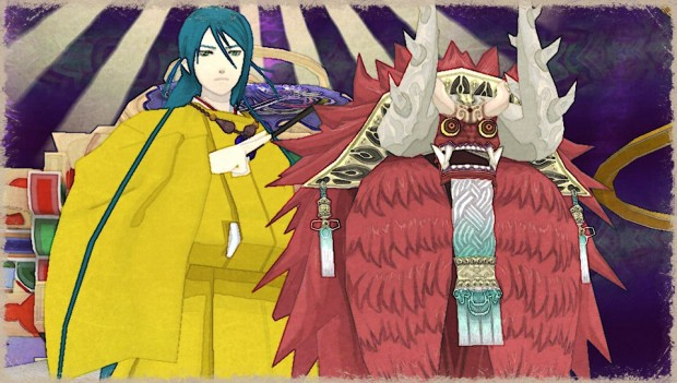 Seimei is a standard JRPG villain, enough to drive the story but rarely stands out.
