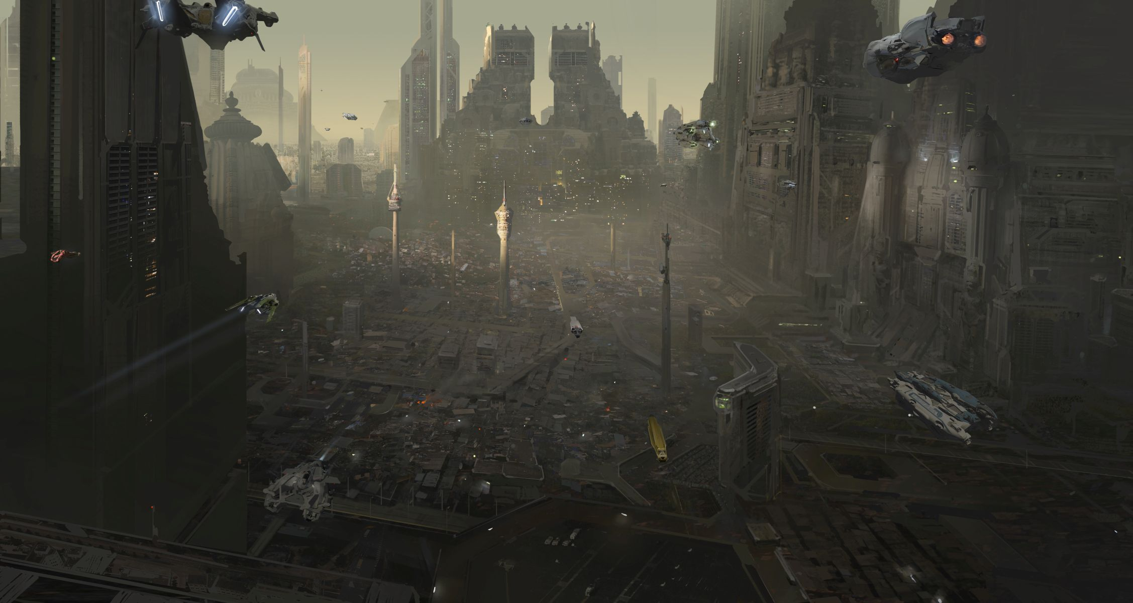 Dreadnought_City