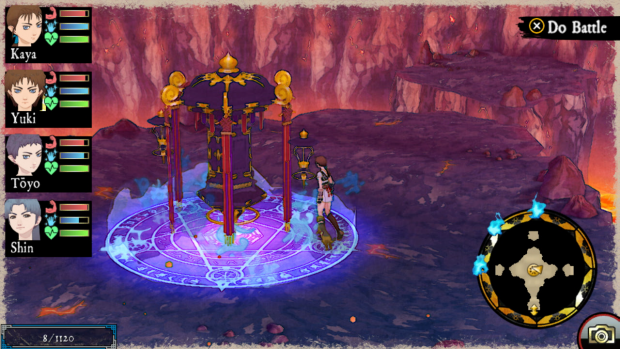 Shrines often contain difficult enemies, who will carry greater rewards.