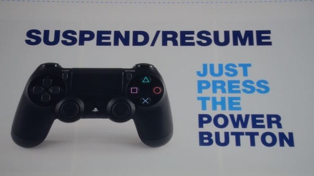 ps4 getting suspend resume feature and more tomorrow