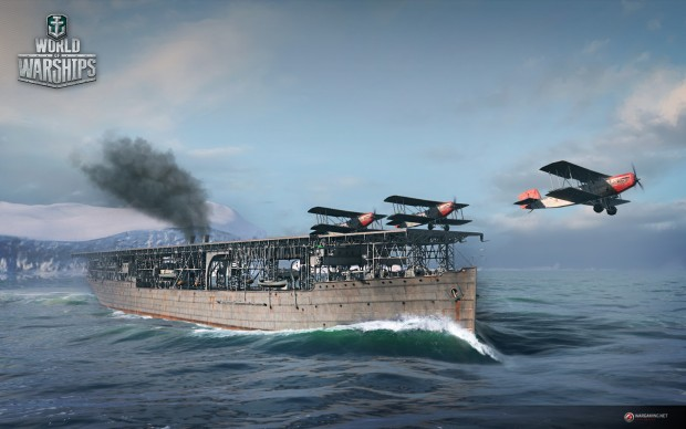 Early aircraft carriers are still dangerous
