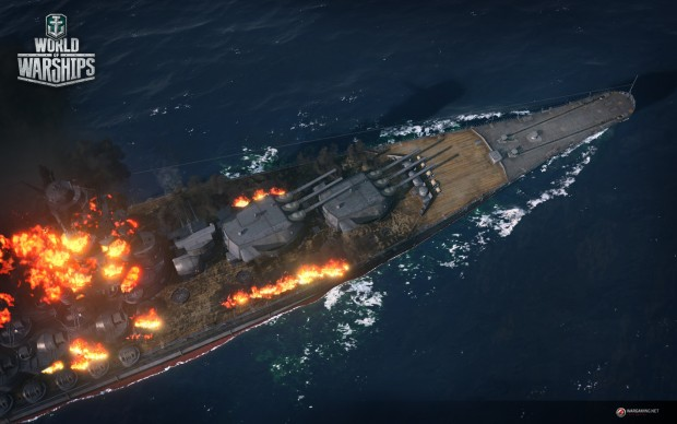 Fire on a ship is so much worse than you think