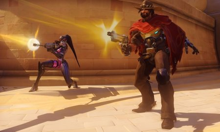 Blizzard Reveals New Overwatch Characters and Beta Details
