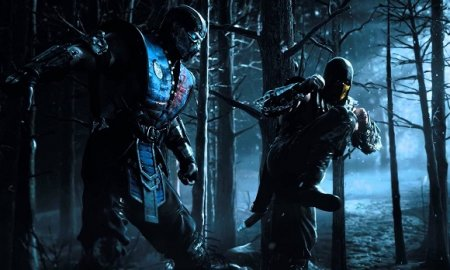 The Crowd Goes Wild in Mortal Kombat X's TV Spot