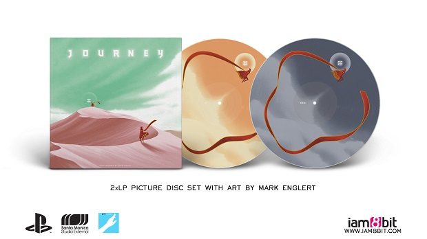 Journey's score to be released on Vinyl, pre-orders going up this week