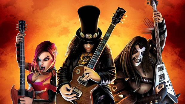 Activision seems to be teasing a Guitar Hero reveal tomorrow