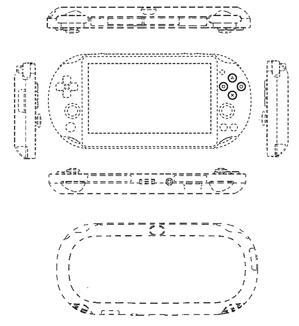 Trademark for HDMI-supporting Vita redesign surfaces