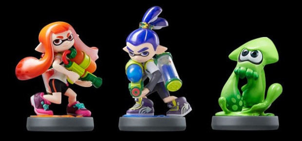 Three new sets of Amiibo announced during latest Nintendo Direct