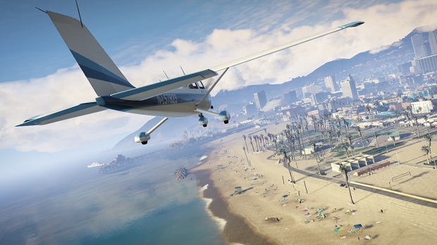 Grand Theft Auto V's first PC trailer shows the game at 60fps