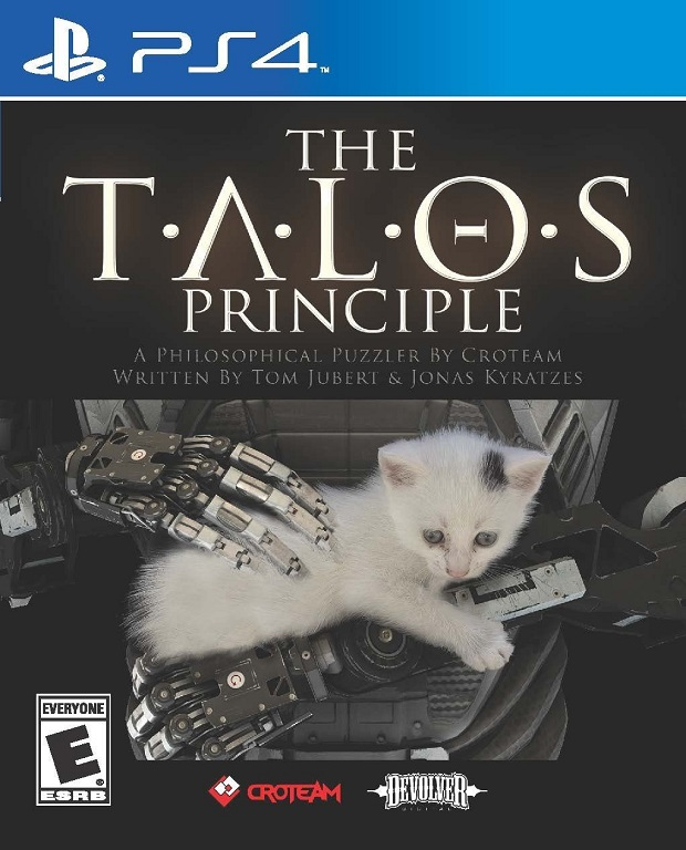 Talos Principle may have a PS4 release date