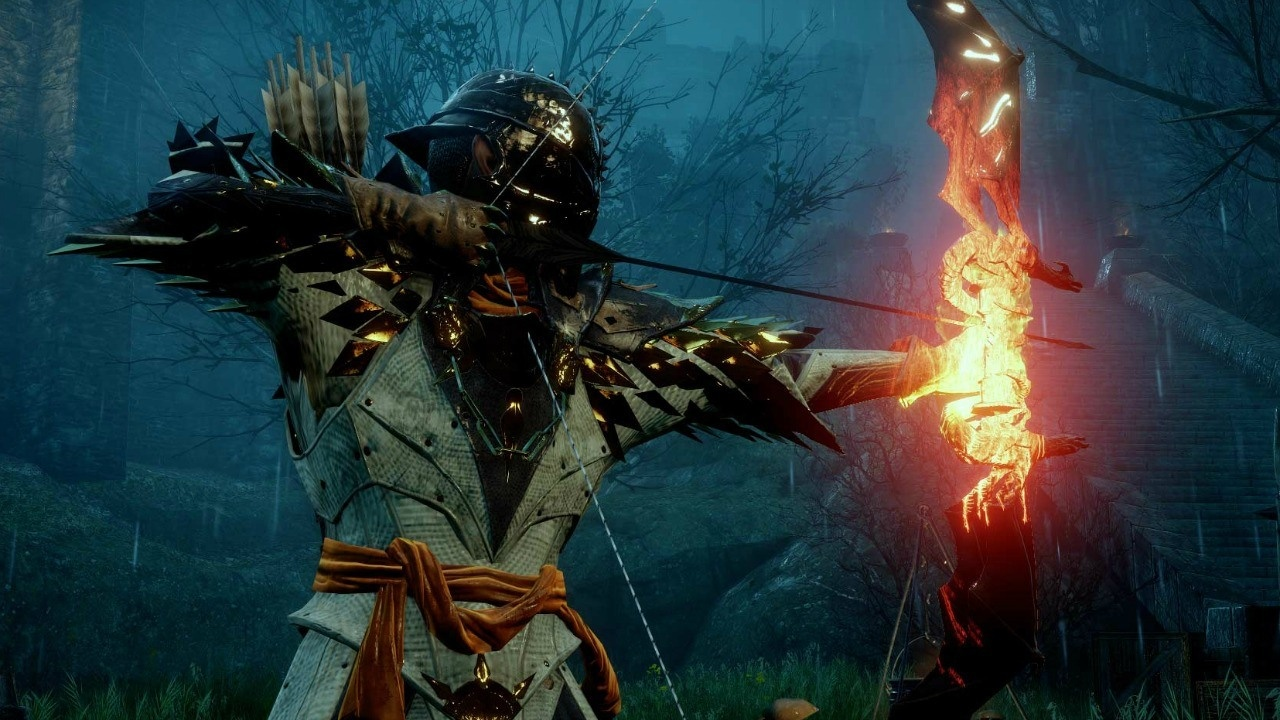 Dragon age inquisition dlc supports cross buy gaming trend - Console dragon age inquisition ...