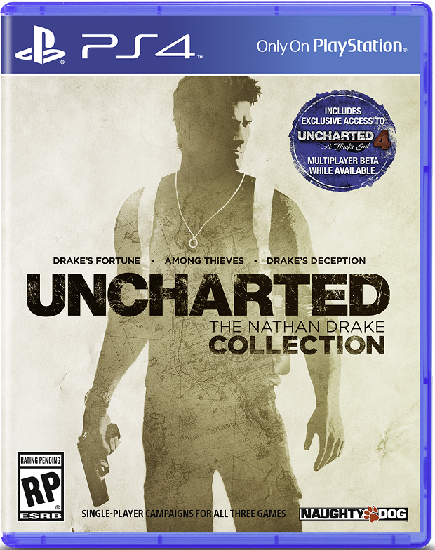 Uncharted: The Nathan Drake Collection announced for PS4