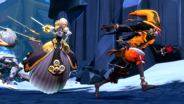 Players can pick any combination of Battleborn, without worrying about composition.