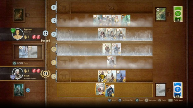 Gwent is intricate and addicting, with dozens of hours of content for aspiring masters of the game.