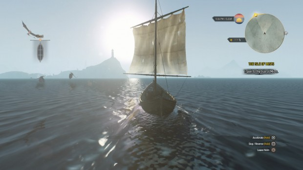 From the vast plains of Velen to the cold isles of Skellige, there's always a horizon to chase.