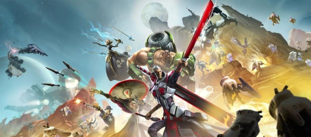 Gearbox reveals Battleborn modes for both multiplayer and solo play