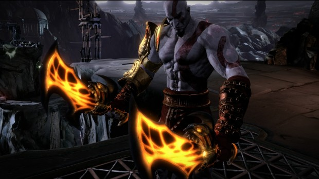 Kratos and his blades look great, and the up-res makes combat even more fast and fluid.