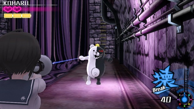 Danganronpa Another Episode: Ultra Despair Girls -- This queenless kingdom