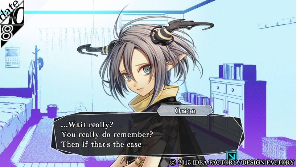 Kiss with a fist -- Amnesia: Memories review