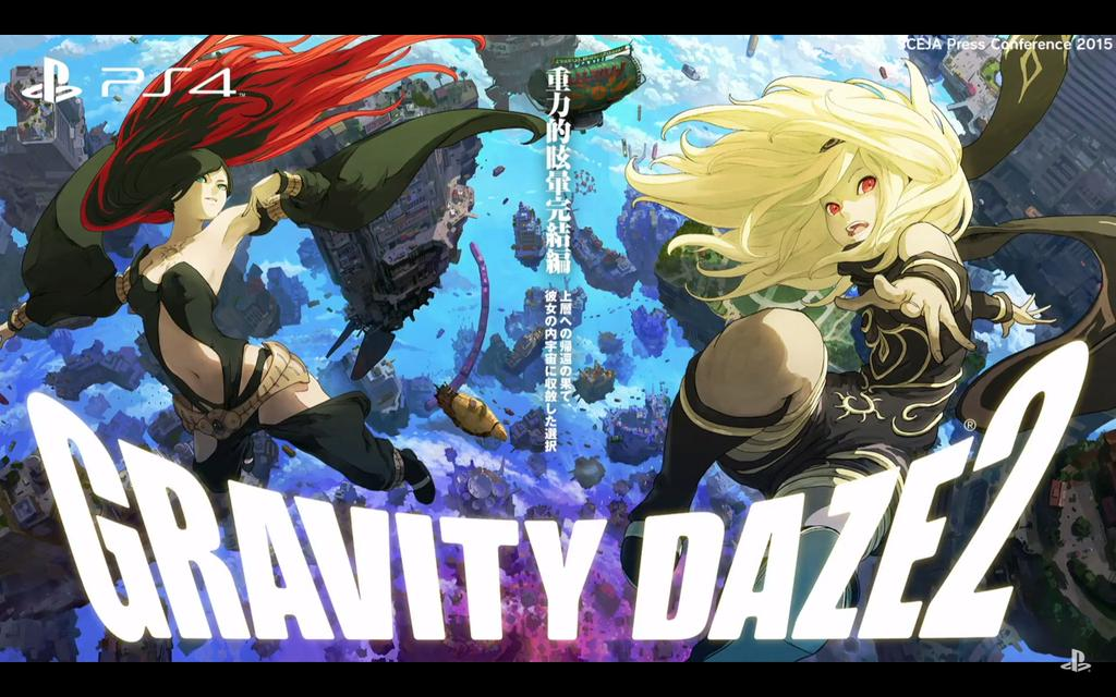Gravity Rush and its sequel are coming to PlayStation 4