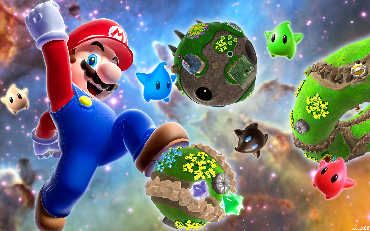 mario galaxy 3 wii release date