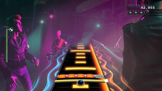 Solos are a big highlight of Rock Band 4