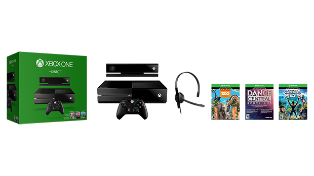 Microsoft reveals two new Xbox One bundles, one revives the white console