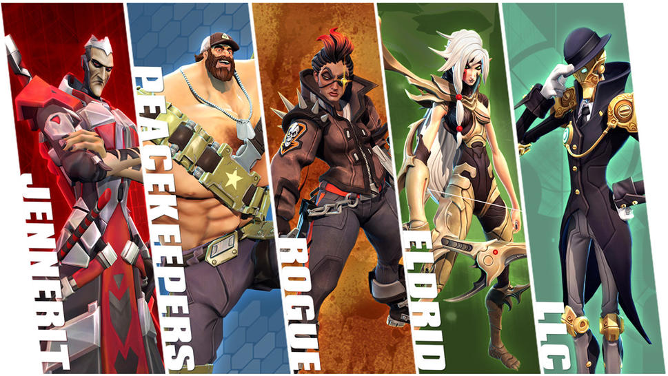 Like toys in a toybox -- 2K talks the conception of Gearbox's Battleborn