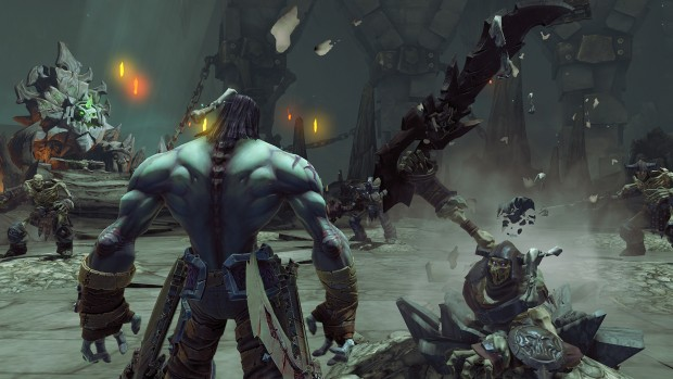 Darksiders II - After the upgrade. (click for large version)