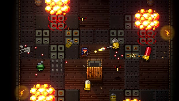 Enter the Gungeon - 1