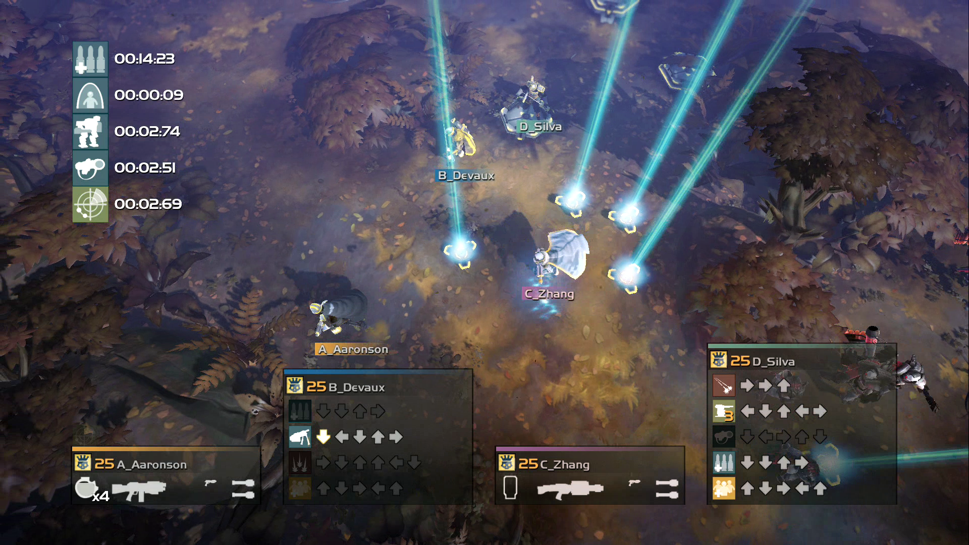 HELLDIVERS Call Support