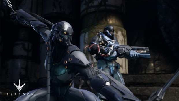 Paragon is built on Unreal Engine 4.