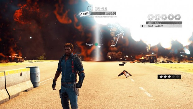 justcause explosion