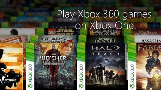 New Xbox One Game Announced : Ten new xbox games are playable on one now