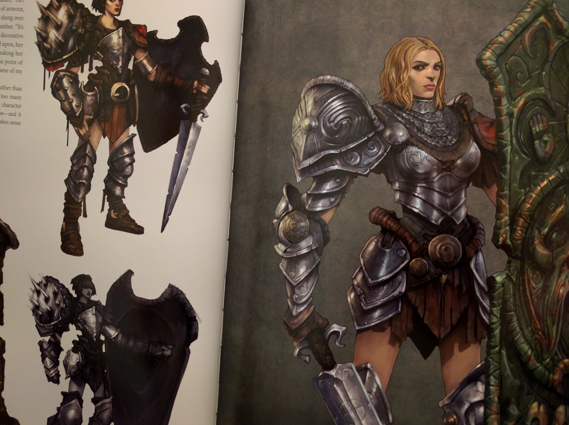Options or iterations these are your characters to make.  sc 1 st  Gaming Trend & The Art of Fable Legends \u2014 We knock on a new Demon Door \u2013 GAMING TREND