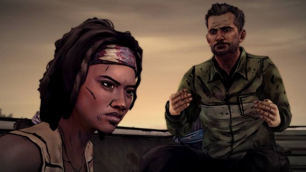 "Cut through the chains -- The Walking Dead: Michonne ""In Too Deep"" review"