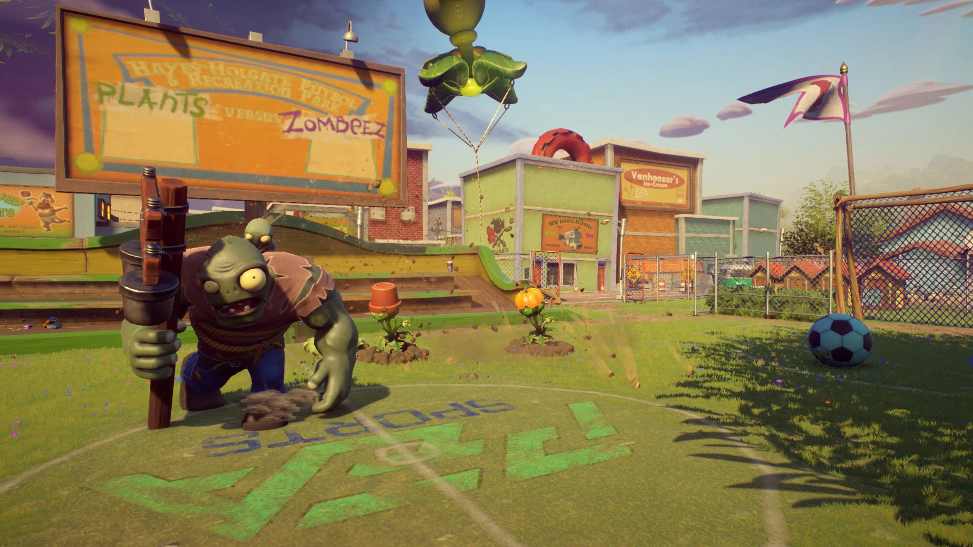 Highway To The Garden Zone Plants Vs Zombies Garden Warfare 2 Review Gaming Trend