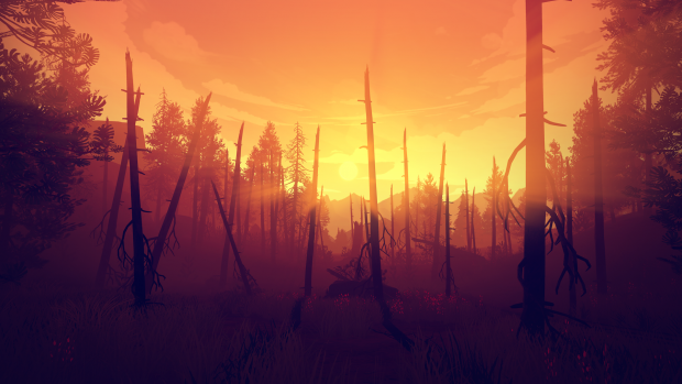 The wilderness is beautiful, stunning at times, and Firewatch's vistas are something to marvel at time and again.