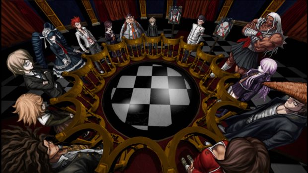 Danganronpa's PC port isn't as polished, but maintains what matters