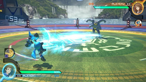 Each battle starts at a distance and usually ends in close-quarters combat.
