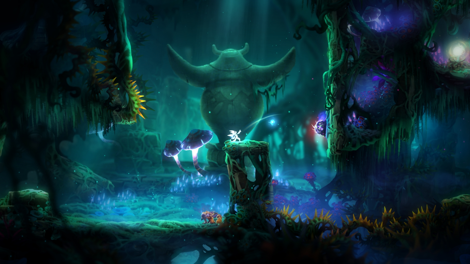 Ori and the Blind Forest DE - 05