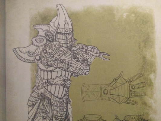 Dwemer armor -- awesome, till you get Glass.