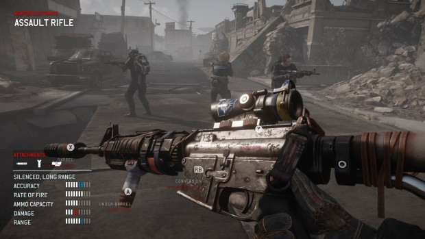 homefront-weapon mod