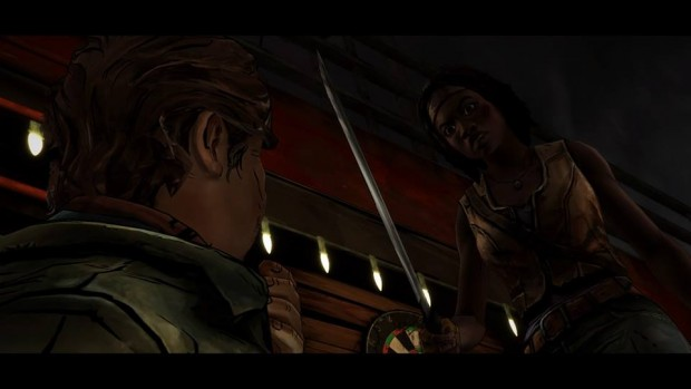 "A step forward -- The Walking Dead: Michonne ""Give No Shelter"" review"